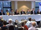 Candidates debate election priorities