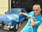 ROAD TRIP: Ria Boustead is preparing her HR Holden for the Endeavour Rally in July.