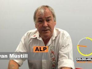 Bryan Mustill - Labor