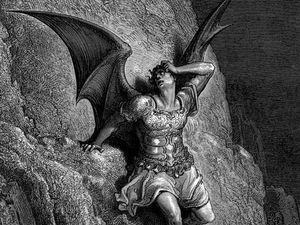 Satan standing for the Greens in Jimwollis