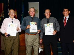 Awards recognise the people who make Bundy special