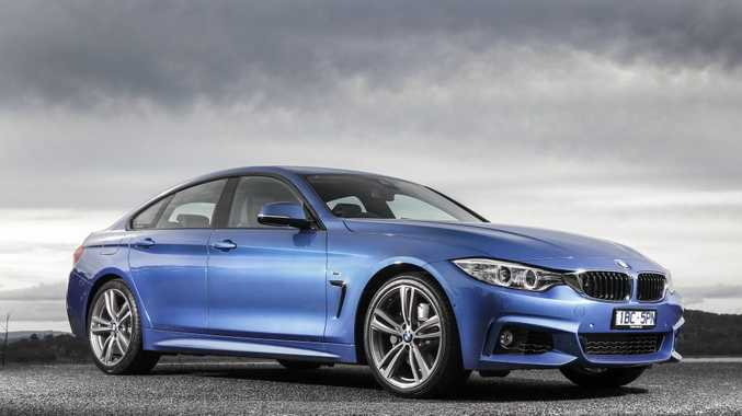The Bmw 428i Gran Coupe