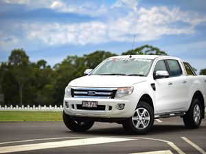 Ford PX Ranger XLT 4x4 Double-Cab road test review
