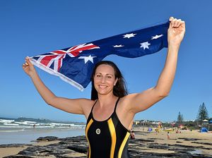 Alex Ironwoman Kristy Ellis given AM for Australia Day