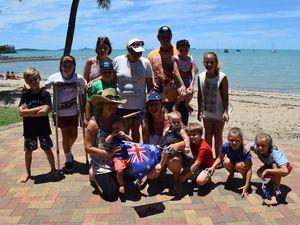 Australia Day in the Whitsundays