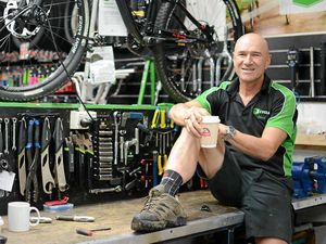 A coffee with... M1 Cycles owner Matt Jenkin