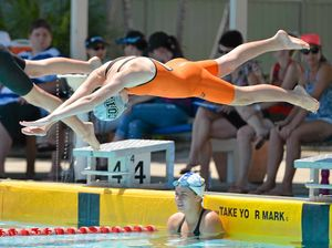 Video: Stellar conditions as swimmers test times