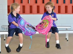 School opens its doors for the first time