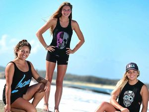 Women go crazy for LOCA sportswear