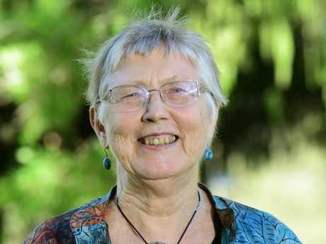Clare Rudkin.