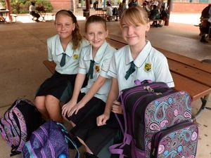 Students start high school