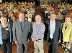 Lockyer candidates get their final say at forum