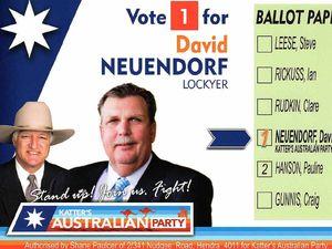 Preference swap puts key Lockyer seat on a knife's edge