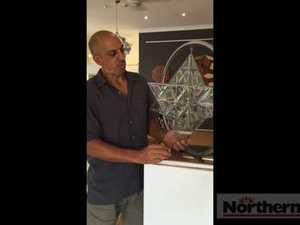 Asaf Zakay talks geometric glass designs