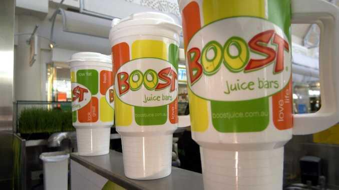 boost juice bar - maroochydore photo lisa Williams revive 128664