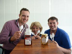 Honey taste test