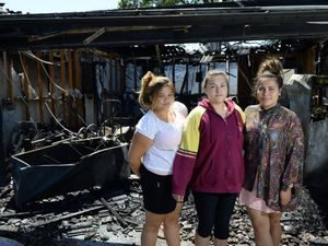 House fire in Goodna