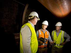LNP's tunnel vision