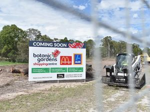 Site clearing brings new Urangan shopping centre closer
