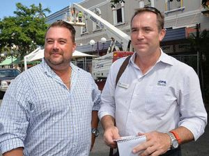 Council brightens Mackay's tired inner city