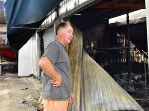 Surfing history goes up in flames as 400 boards burn