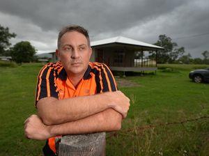 Jason faces Rocky council 'bullies' blocking DA for home