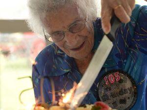 Ellen turns 105