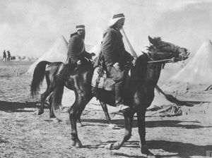 Anzacs called up to help defend the Suez Canal