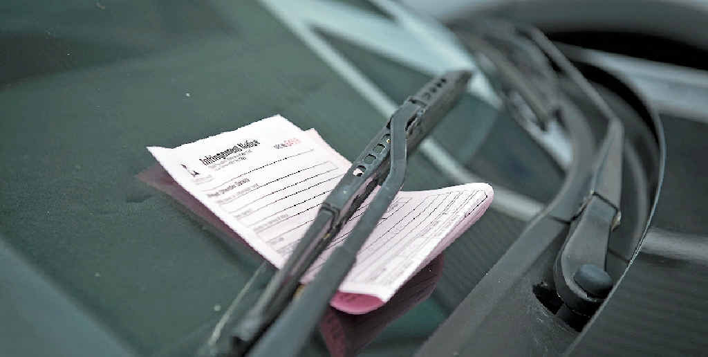 WATCH OUT: The Gladstone Regional Council handed out 308 parking fines in six months after employing its first full-time parking officer.