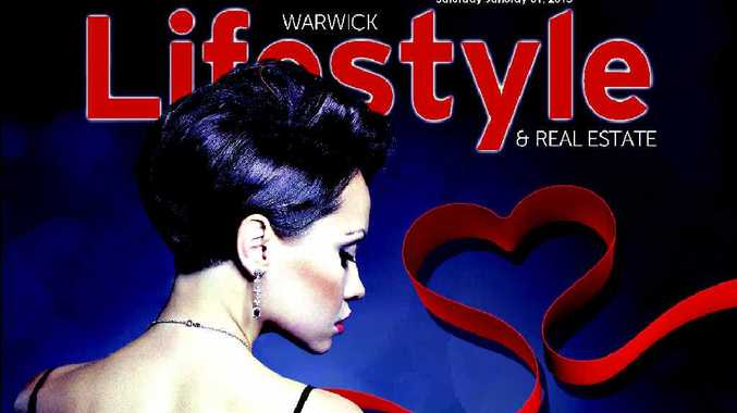 STAND OUT: Keeps your eyes peeled for the fabulous Warwick Lifestyle Magazine, inserted in tomorrow's Daily News.
