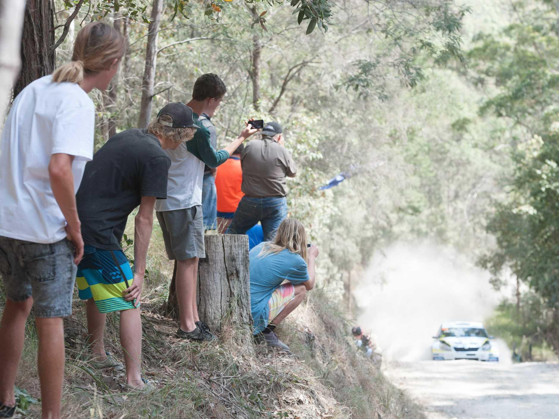 Rally Australia on the Coffs Coast has picked up it's second major environmental award.
