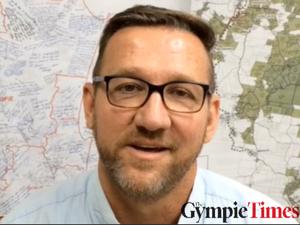 David Gibson says goodbye as Gympie's MP