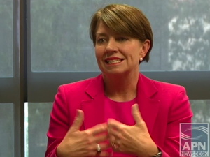 From the heart: Anna Bligh