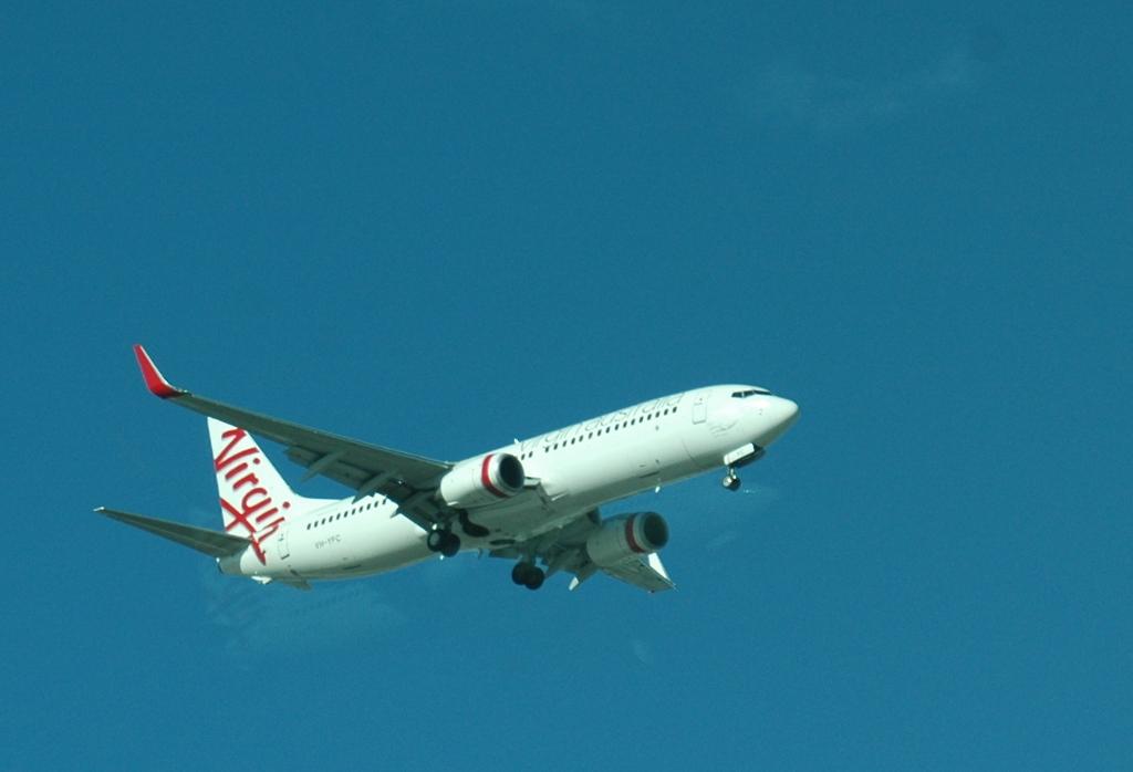 Air NZ owns 25.9 per cent of Virgin Australia. Photo