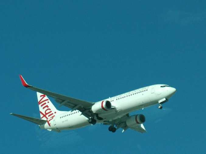 Air NZ owns 25.9 per cent of Virgin Australia. Photo