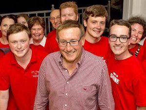 Shine congratulates Watts on Toowoomba North win