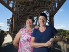 BRIDGING THE GAP: Two of the organisers of the Bent Bridge Film Festival, Wendy Gibbs and Sammy Lovejoy, are calling for interest in their short film competition.