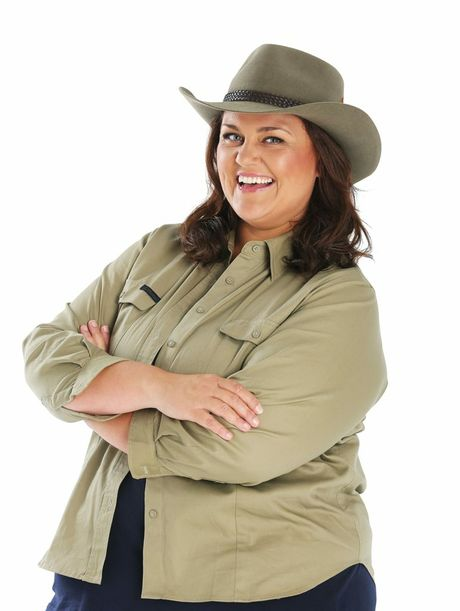 Chrissie Swan stars in the TV series I'm A Celebrity... Get Me Out of Here! Australia.
