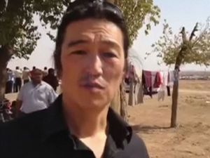 Video allegedly shows ISIS murdering hostage Kenji Goto