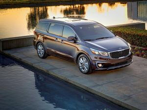2015 Kia Carnival launch ensures design overhaul complete