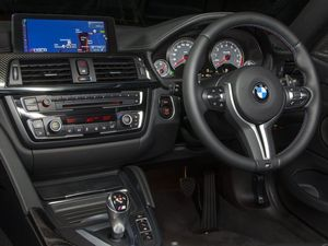 Gone in 60 seconds! Thieves steal BMW and Easter treats