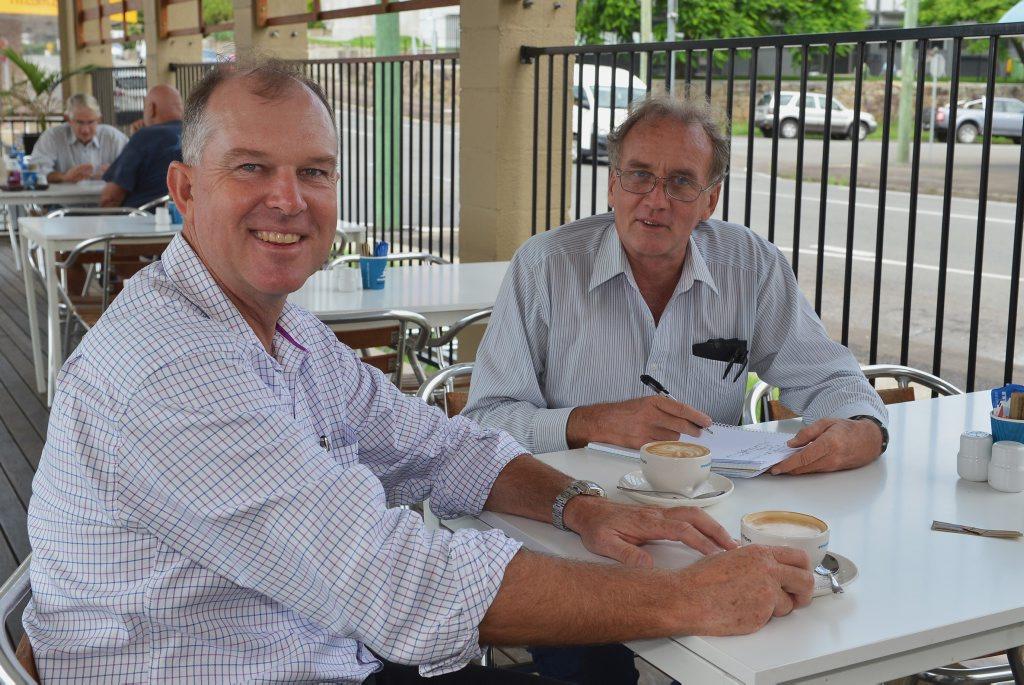 LNP member for Gympie Tony Perrett.  Photo: Greg Miller / Gympie Times