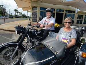Zilzie couple off on Australian pub crawl adventure
