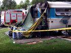 Casino man passes away after gas explosion in caravan