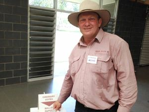 Shane Knuth flattered, humbled by re-election