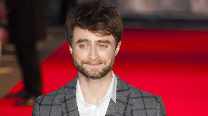 Daniel Radcliffe insists he is down to earth.