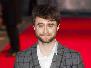 Daniel Radcliffe helps aid tourist cut in moped attack