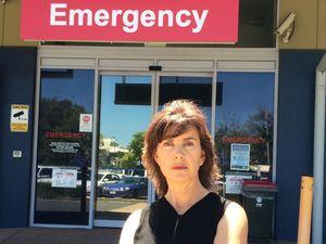 Greens push for hospital