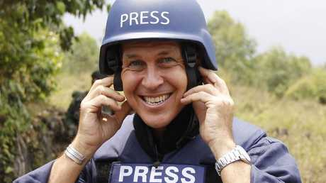Australian Al Jazeera journalist Peter Greste has been freed after 400 days and is on his way home