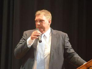 Dave Neuendorf looks forward to Katter balance of power